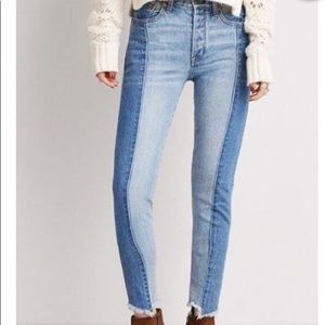 American Eagle vintage high rise jeans size 4